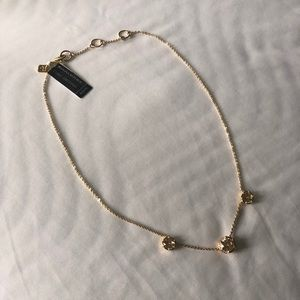 Banana Republic Gemstone Necklace